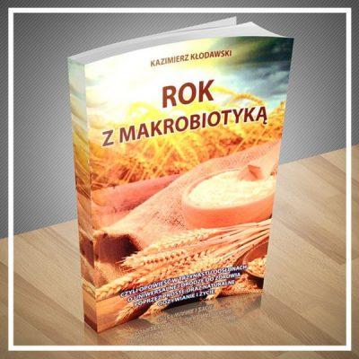 Książka - Rok z makrobiotyką